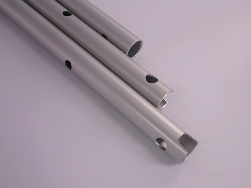 Aluminum/Aluminium Alloy Tube A6063 for Automobile