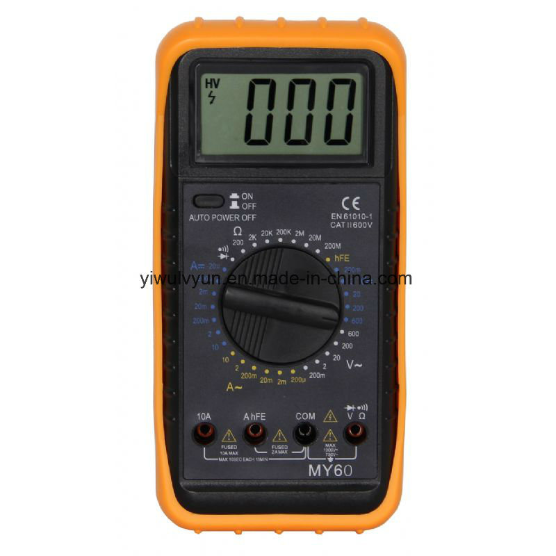 My60 Digital Multimeter