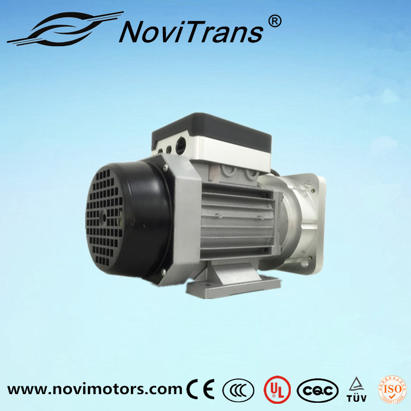 Three Phase Permanent Magnet Synchronous Motor Magnetic-Field-Control Servo Motor (YVM-112)