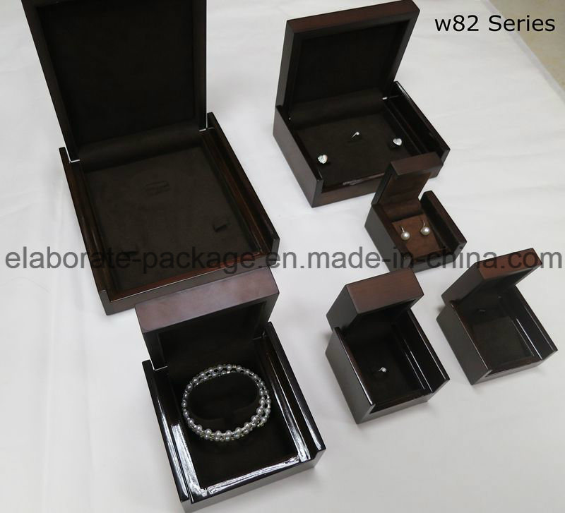 High Quality Wood Jewelry Gift Packing Display Box