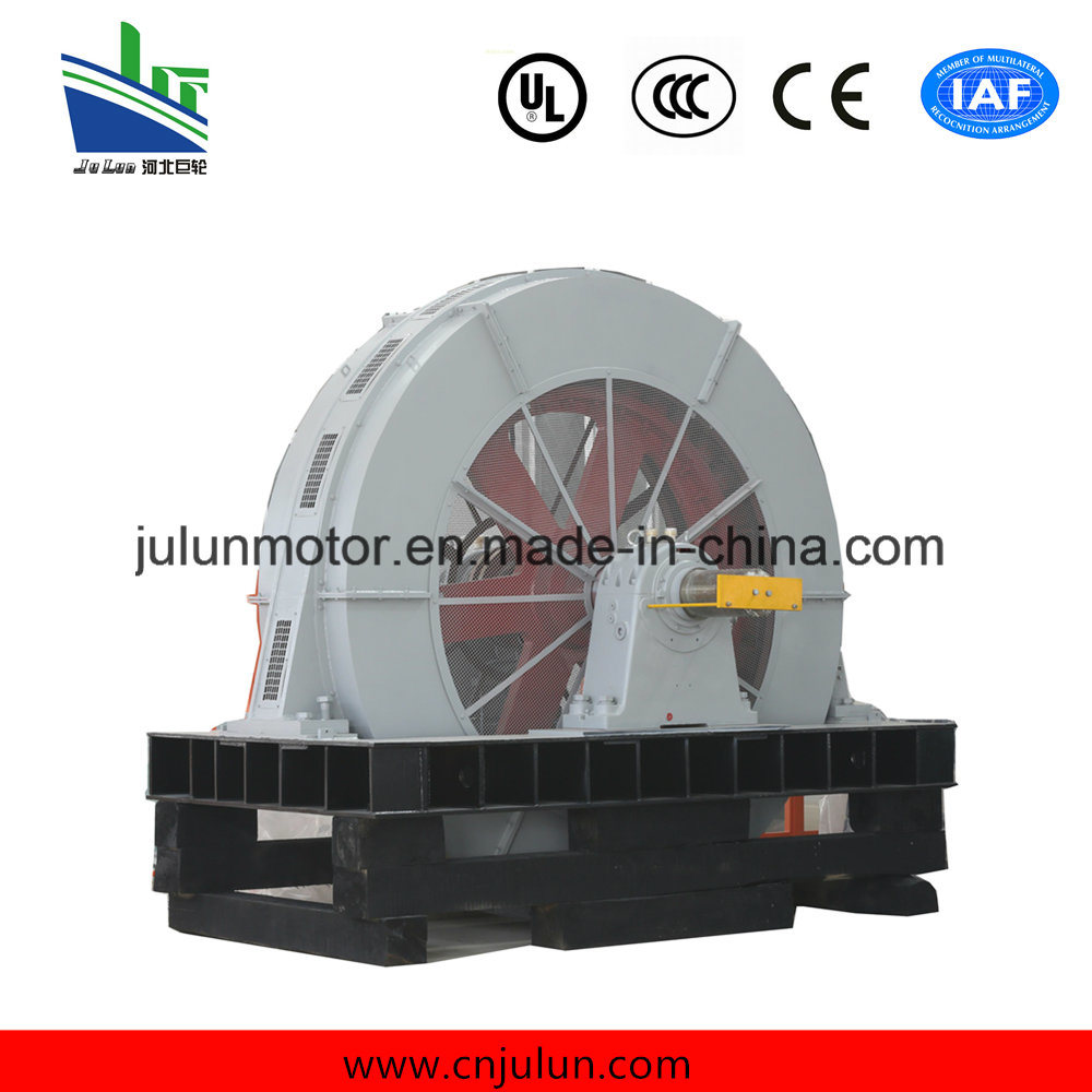 Large-Sized Low Speed High-Voltage 3-Phase Synchronous Motor Series Tdmk (T, TD, TM) Special for Ball Mill