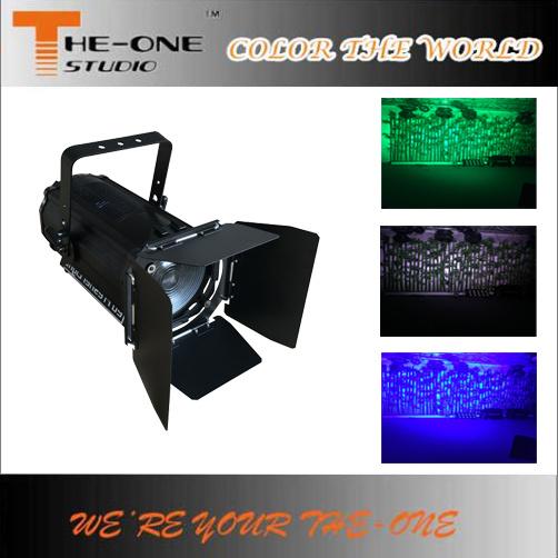 200W TV Studio LED Fresnel Spot Light