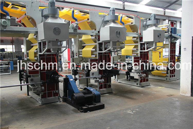 Multicolor Rotogravure Printing Machine for Paper, PVC, PE, Foil