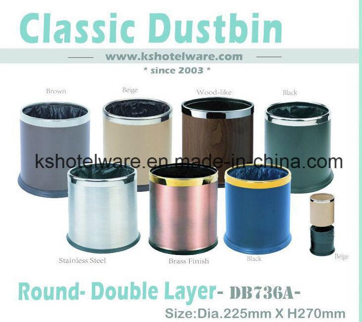 dB736A Classic Dustbin