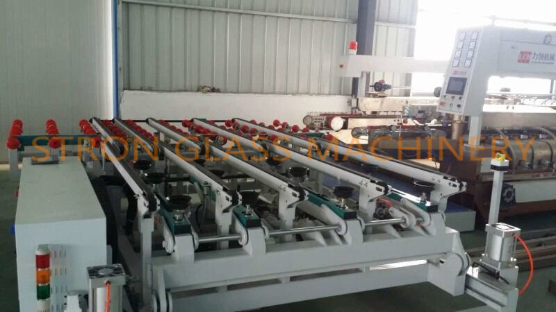 2015 Automatic Fast Glass Loading Machine