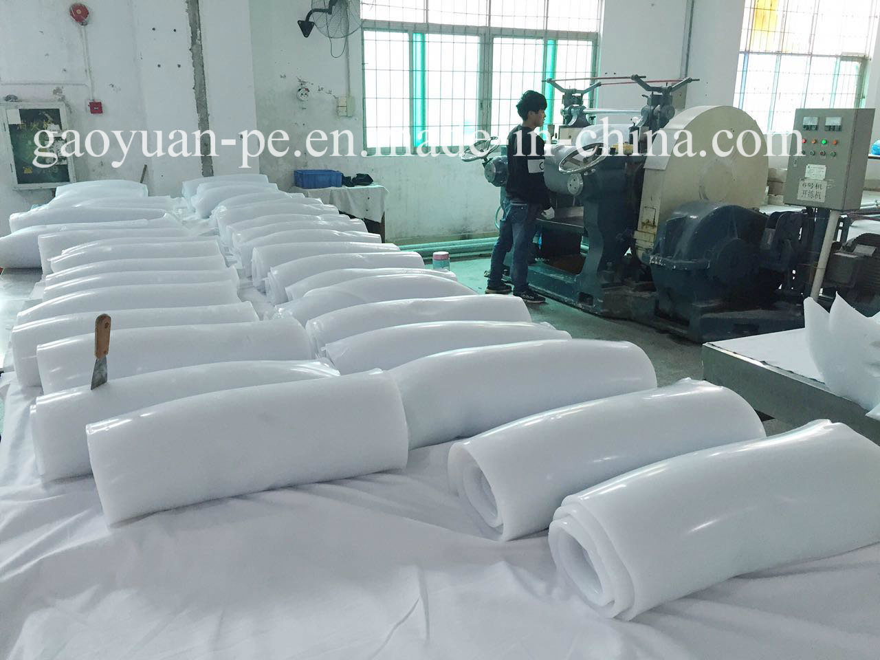 Ethylene-Propylene-Diene Monomer Silica Rubber Gel 60°