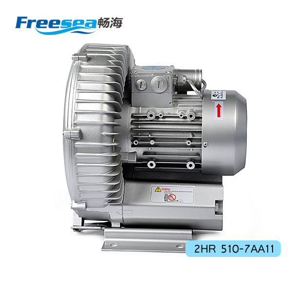 Aluminum Electric High Pressure Blower Air Blowing and Suction