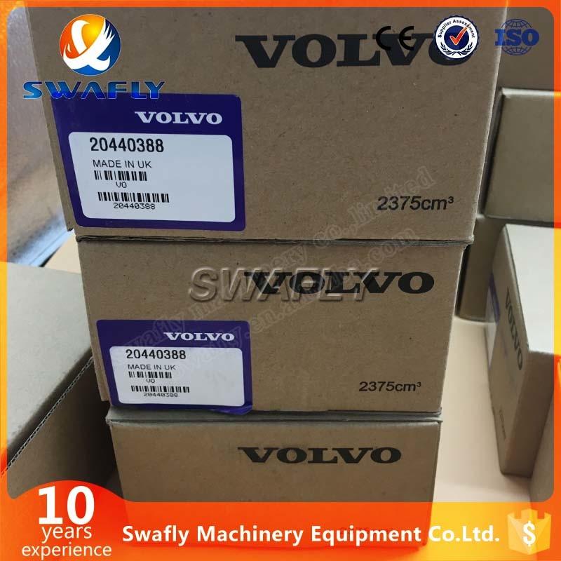 Volvo D12D Engine Fuel Injector Voe 20440388 (EC460B EC360B)