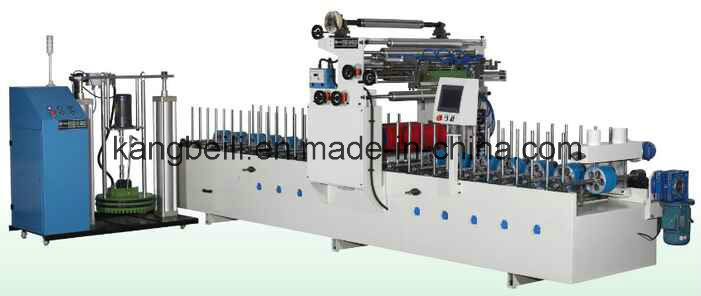 Pur Hot Melt Adhesive Wallboard Decorative TUV Certificated Mingde Brand Woodworking Machine