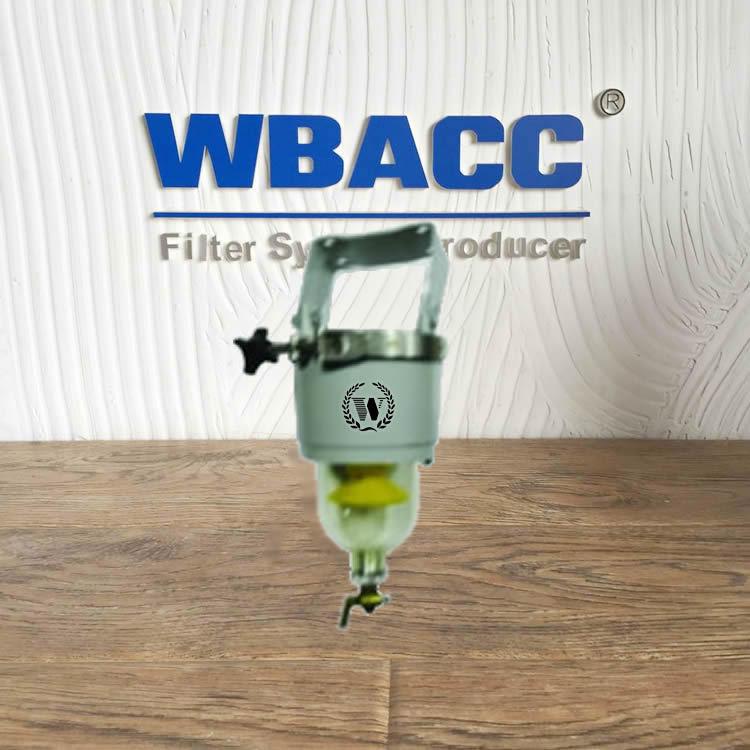 Auto Diesel Fuel Filter Water Heater Separator Dahl100-W30 Filter Separator (TNS-A019)