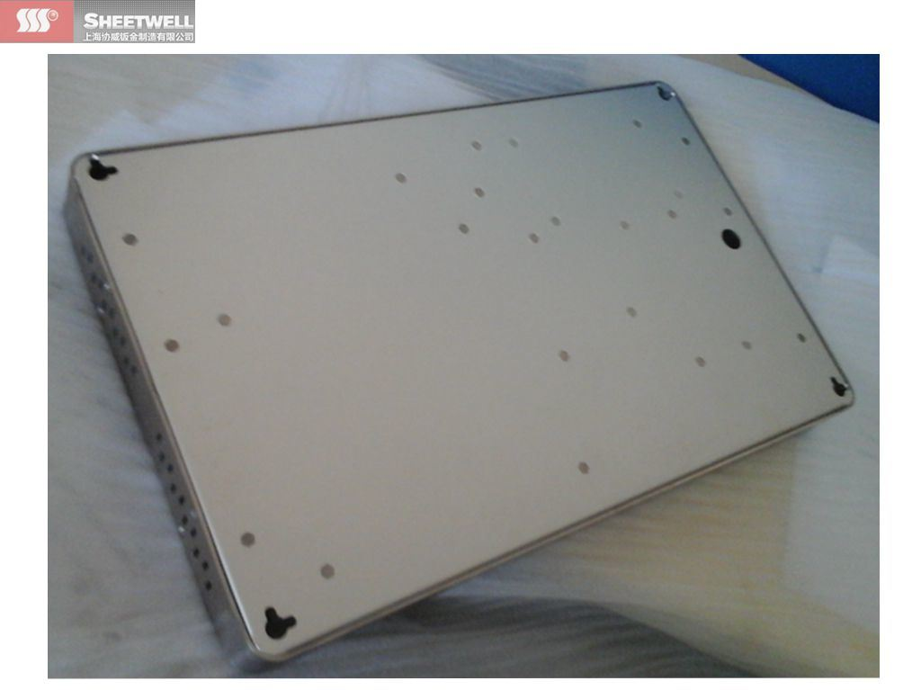 OEM ODM Custom Sheet Metal Fabrication Manufacturer