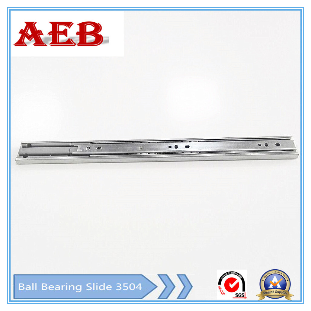 Aeb3504-35mm Full Extension Soft-Closing Drawer Slide