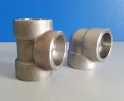 Forged Steel High Pressure Socket Welded