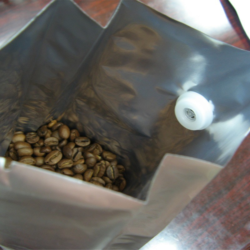 Coffee Package Bags with Valve