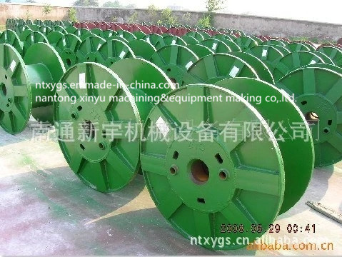 Green Cable Reel for Steel Wire (SPOOL)