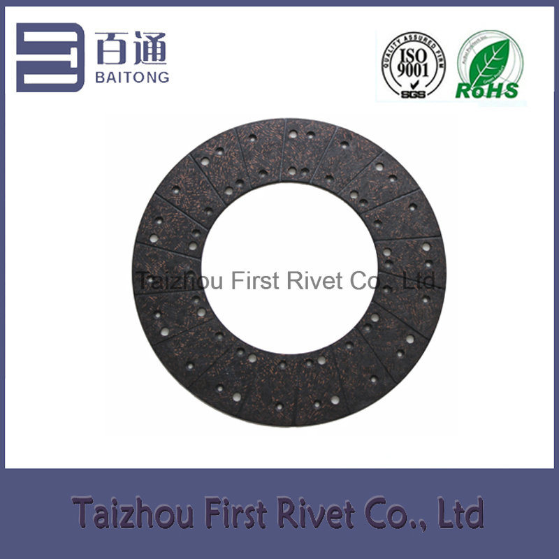Model Fst805 Common Composite Yarn Medium-Alkali (alkali-free) Clutch Facing