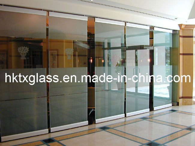 Tempered Building Glass Toughened Glass
