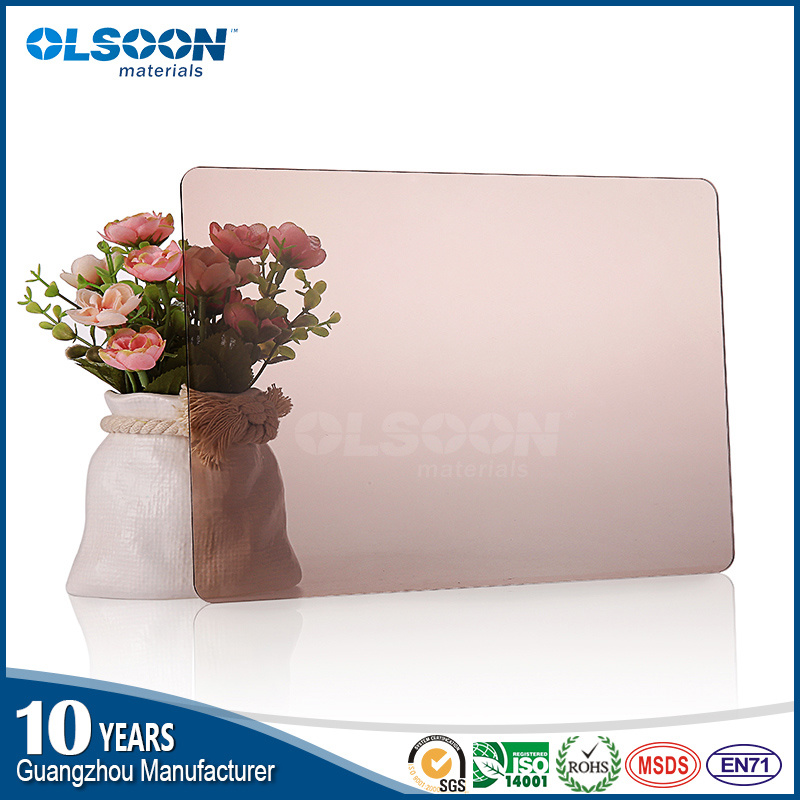13 Years Manufacture 0.8-12mm Thickness Acrylic Plastic Sheet Plexiglass Sheet