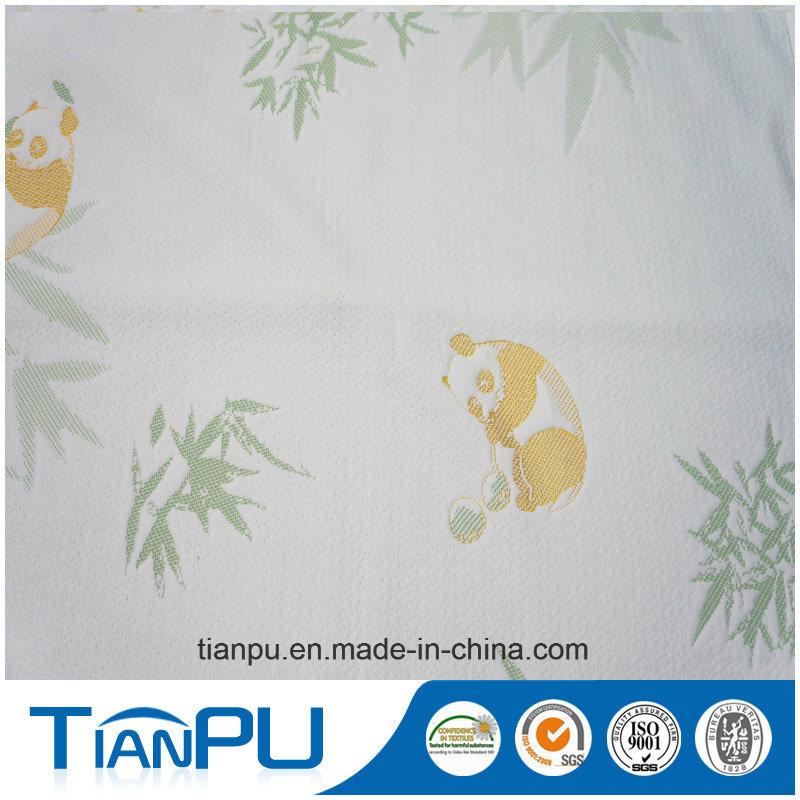40% Polyester 60% Bamboo Mattress Ticking Fabric