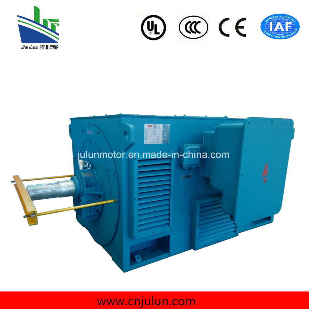 Y Series (IP23) Middle-Sized High Voltage 3-Phase Asynchronous Motor