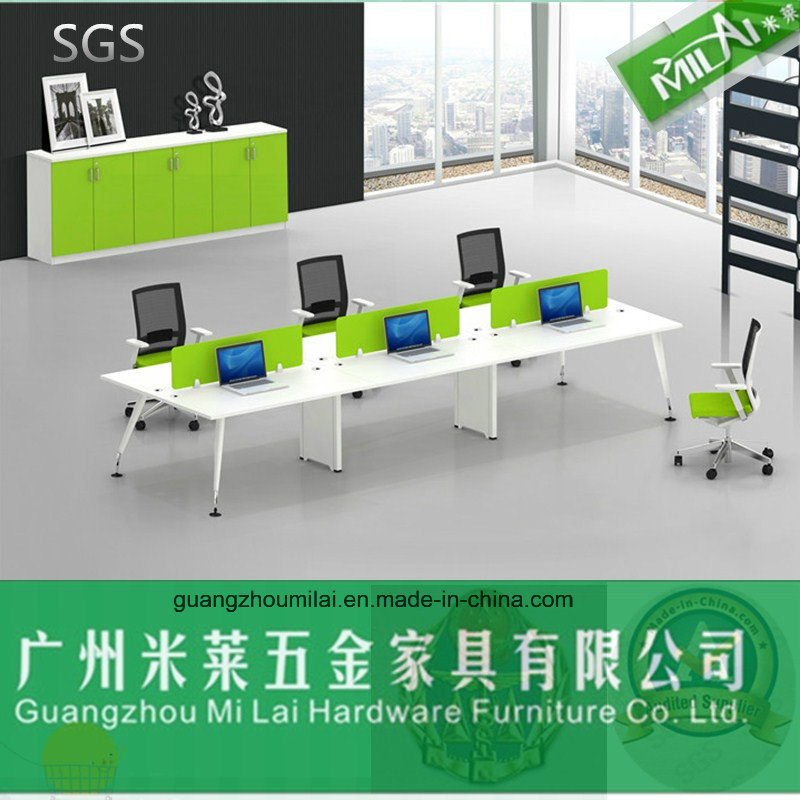 Hardware Office Furniture Table Desk Leg for One to Six Seats