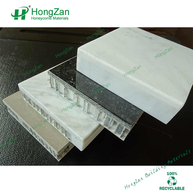 Stone Decorative Marble Honeycomb Panel
