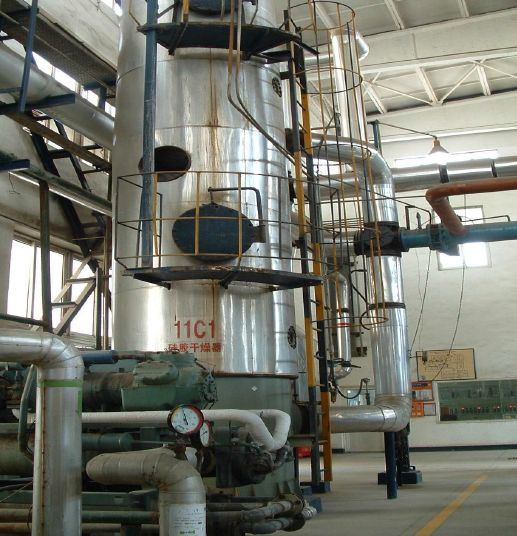 Professional Design EPC Project Sulphonation Production Line Plant