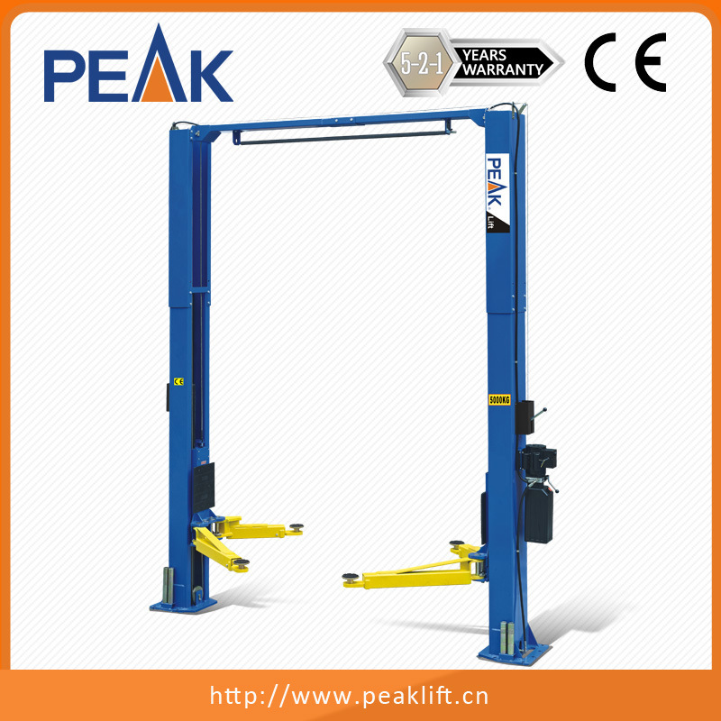 China High Safety Clean Floor Car Hoist For Sale China Car Lift