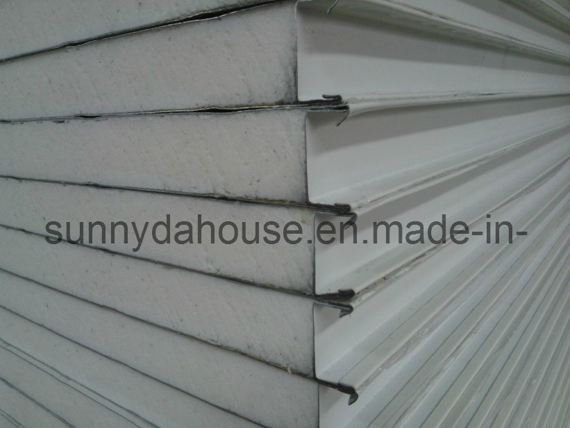 EPS Wall and Roof Sandwich Panel