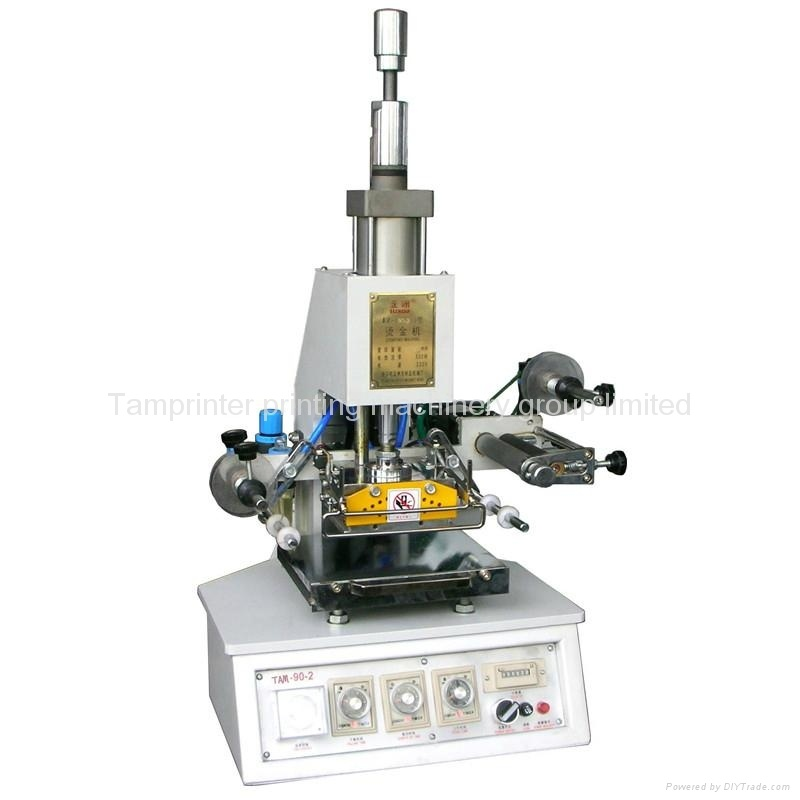 Tam-90-2 Pneumatic Hot Foil Stamping Machine