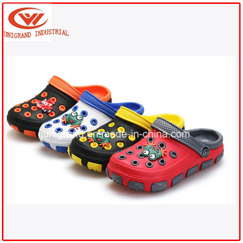 Kids EVA Clogs Beach Cartoon Wear Non-Slip Garden Sandals for Children