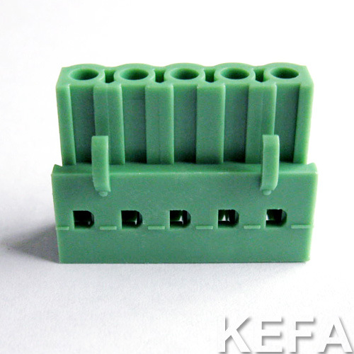 Pluggable Terminal Block for Board to Board Connection Kf2edga-5.0