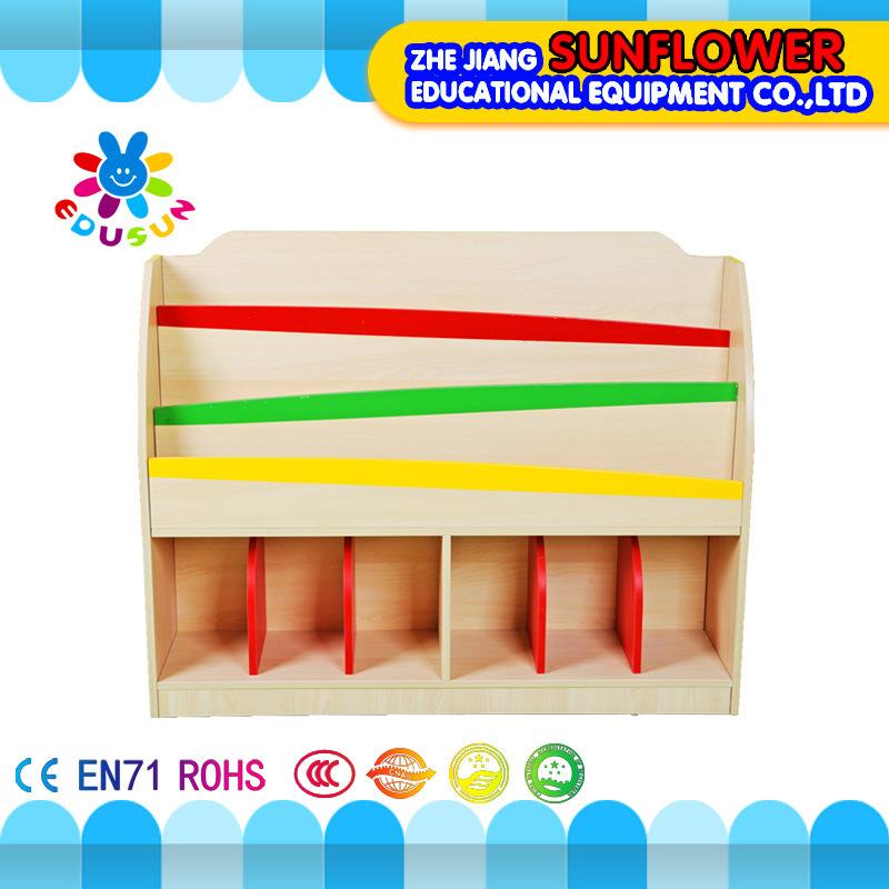 Children Book Rack, Kids Book Rack, Kindergarten Book Rack (XYH12141-9)
