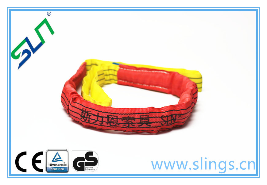 2017 Sln Brand Synthetic Lifting Sling (Tensile Eye Type)
