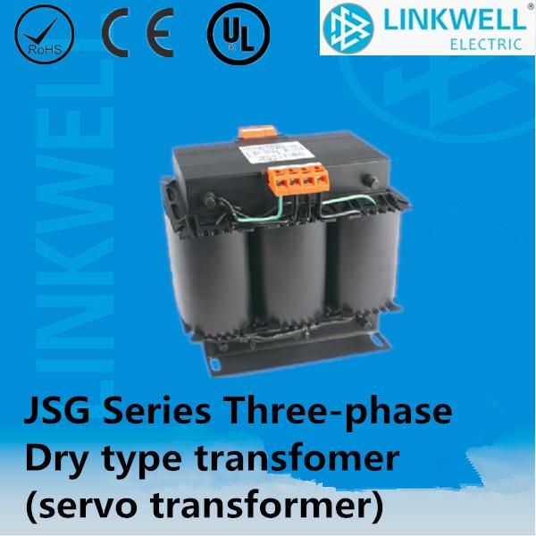 220V 380V 600V Three Phase Electric Voltage Transformer for Machine Control