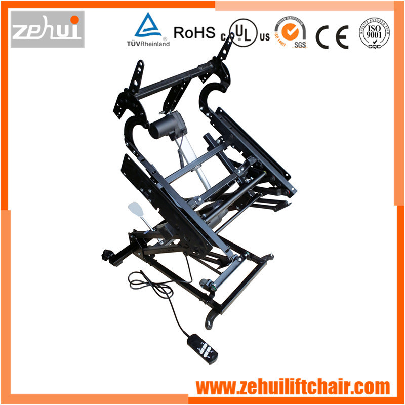 Recliner Lift Mechanism with Universal Wheel (ZH8071-A)