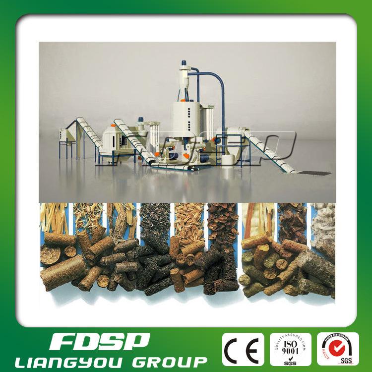 Automatic Wood Pellet Production Line for Sale
