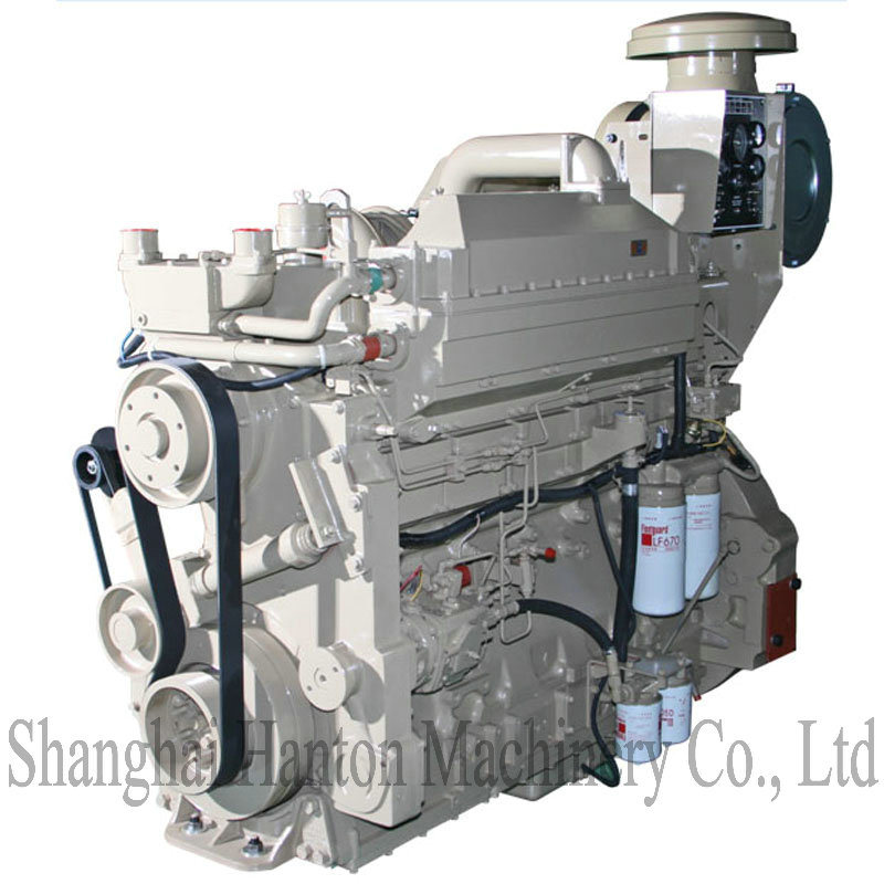 Cummins KTA19-G Inland Generator Set Drive Diesel Engine