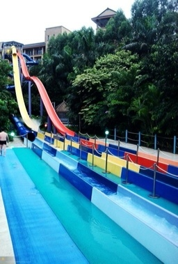 Speed Water Slide for Water Park