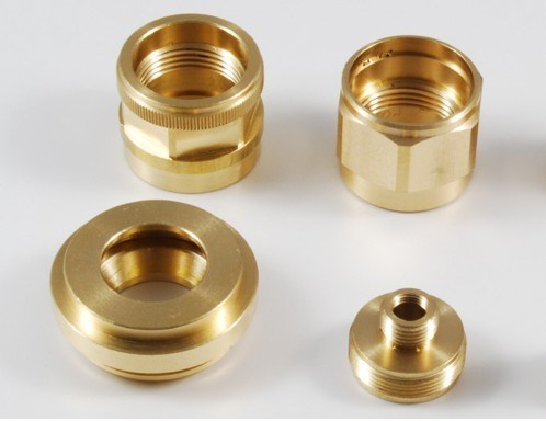 Customized Precision CNC Machining Copper Parts