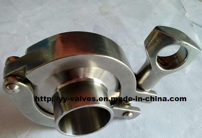 Tc Clamp Sanitary Pipe Fittings