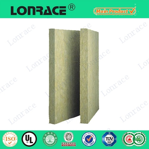Rock Wool Insulation Board Material
