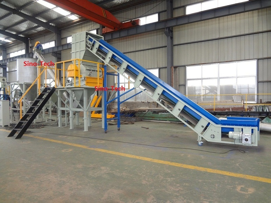Plastic Granulator Plastic Crusher for Plastic Film Bottle Pipe Lump