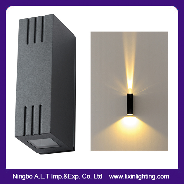 IP54 Exterior LED Wall Lamp Multiple-Effect Decorative Light