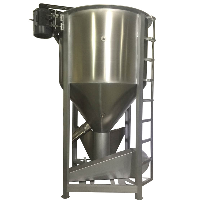 Flakes, Granule, Powder Functional Mixing Machine