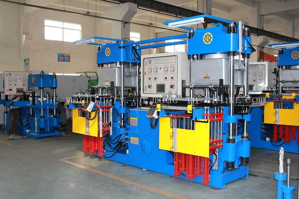 Good Quality Vacuum Heat Pressure Rubber Rings Processing Machine