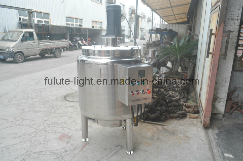 Stainless Steel Slectric Heated Chemical Mixing Reactor