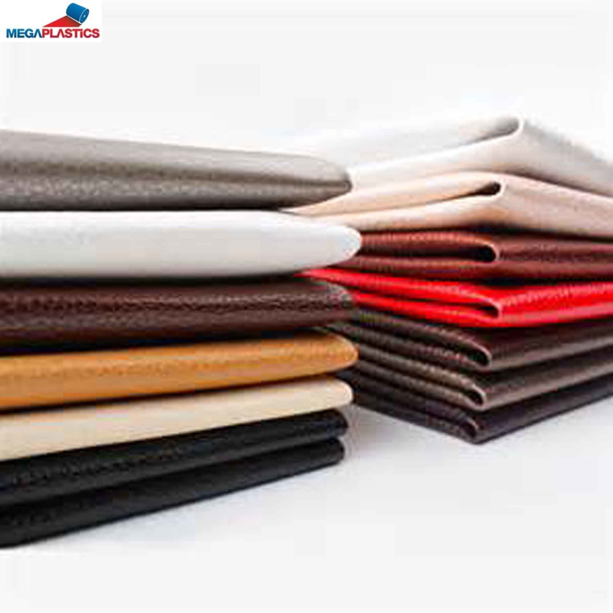 Factory Printing Artificial Decorative PVC Leather for Car