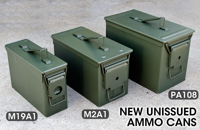Ammo Can Set /Ammo Box Set/Waterproof Tool Box