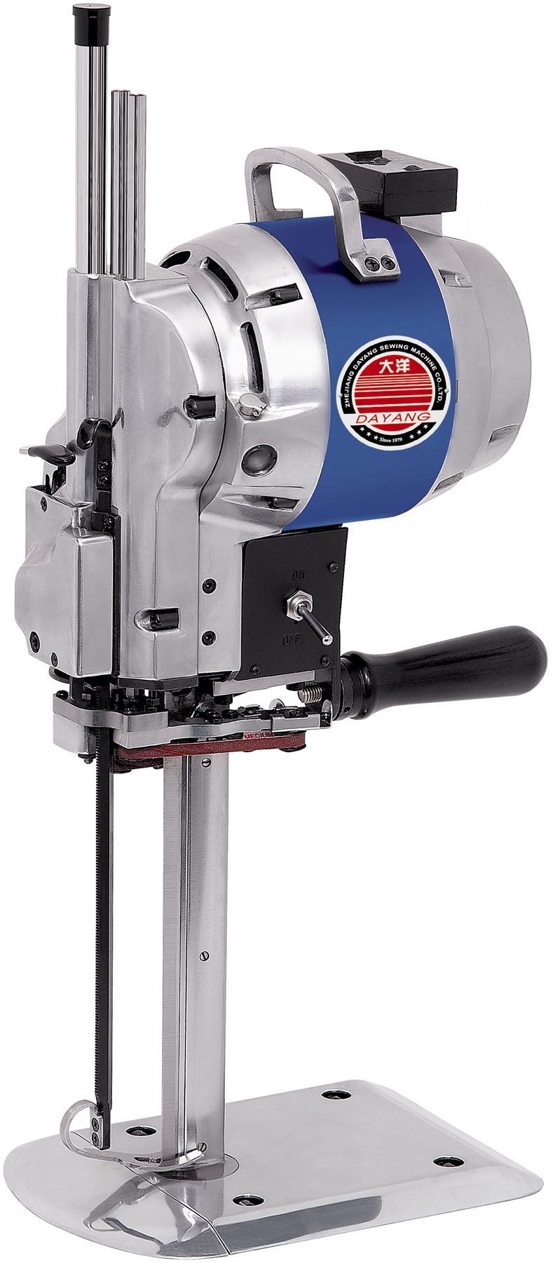 Eastman 629X Blue Streak II Type Straight Knife Fabric Cutting Machine 550W (CZD-3)